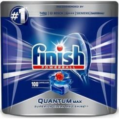 قرص ماشین ظرفشویی کوانتوم 100 عددی فینیش (Finish)