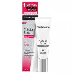 سرم ضد لک سلولار بوست نوتروژنیا Neutrogena Cellular Boost حجم 30 میلی