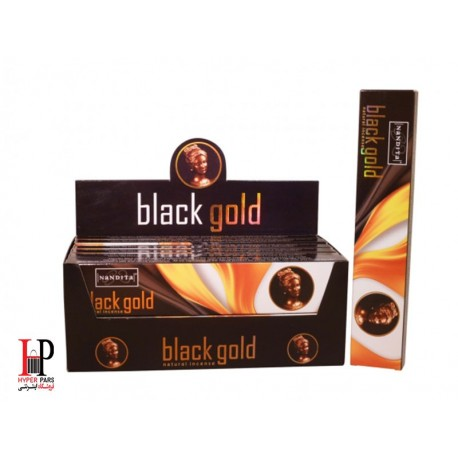 عود دست سازطلای سیاه Black Gold