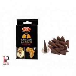 عود هفت شیر آفریقا مخروطیBic