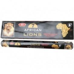 عود دست ساز هفت شیر آفریقا اصل bic lion African7