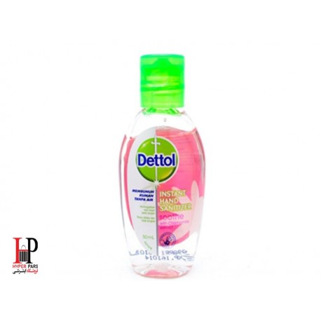 مایع ضد عفونی کننده پوست دست حساس 50 میلی گرم دتول Dettol