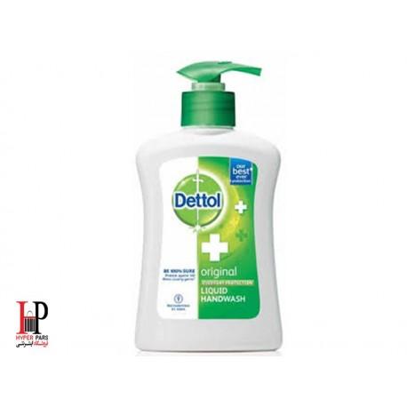 مایع دستشویی آنتی باکتریال با رایحه اصلی دتول Dettol