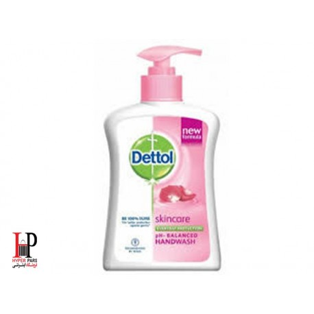 مایع دستشویی آنتی باکتریال با رایحه رز محافظ پوست دتول Dettol