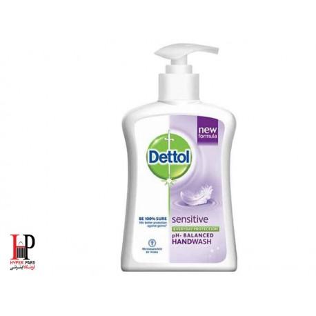 مایع دستشویی آنتی باکتریال ضد حساسیت دتول Dettol