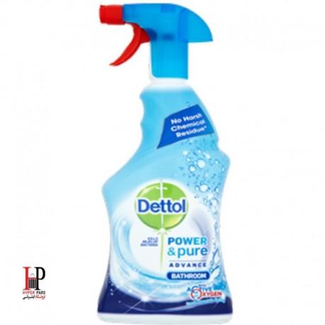 اسپری آنتی باکتریال تمیز کننده حمام و دستشویی دتول Dettol