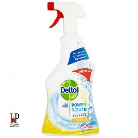 اسپری آنتی باکتریال تمیز کننده آشپزخانه و سینک دتول Dettol