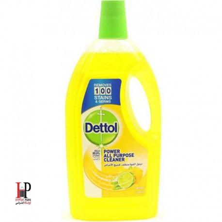 کف شوی با رایحه لیمو دتول Dettol