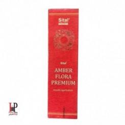 عود دست ساز AMBER FLORA PREMIUM