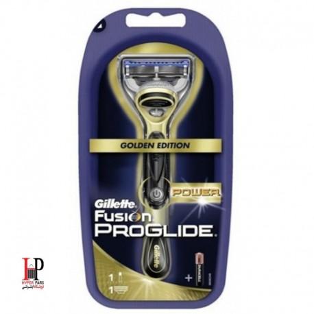 دستگاه فیوژن پروگلاید پاور ژیلت Gillette fusion Proglide power