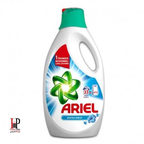 ژل ماشین لباسشویی 2.145 لیتری اکسترا فرش محافظ لباس آریل Ariel