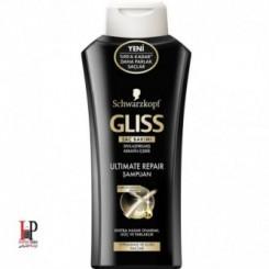 شامپو بازسازی کننده گليس مدل Gliss Ultimate Repair