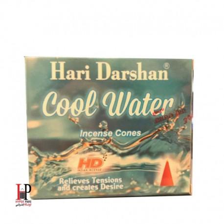 عود مخروطی کول واترHari darshan cool water