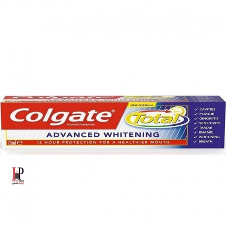 خمير دندان سفيد کننده کلگيت مدلColgate Total Professional Whitening