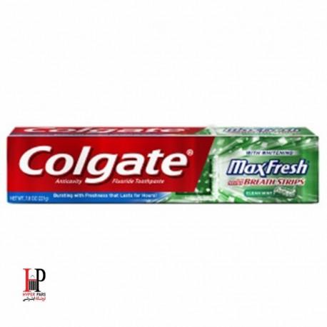 خمیر دندان مکس فرش تمیز کننده نعنایی کولگیت Colgate
