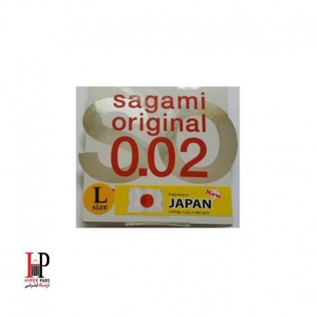 کاندوم ساگامی لارج 1 عددیsagami Large