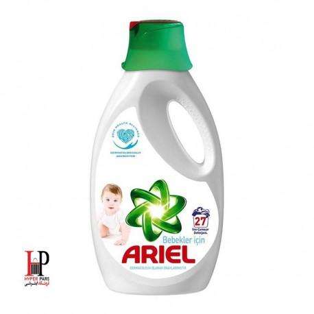 ژل ماشین لباسشویی مخصوص کودک آریل Ariel