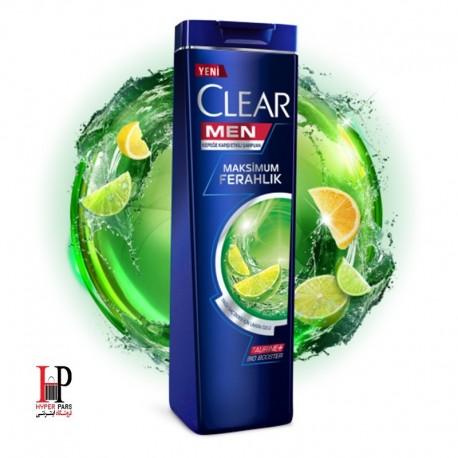 شامپو ضدشوره مناسب موهای چرب کلیر(CLEAR)