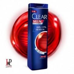 شامپو ضد شوره مردانه کلیر 2در1 (CLEAR)