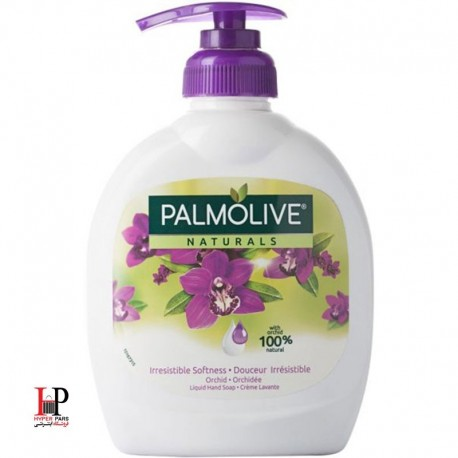 مایع دستشویی پالمولیو با رایحه گل ارکیده 300 میلی لیتر PALMOLIVE