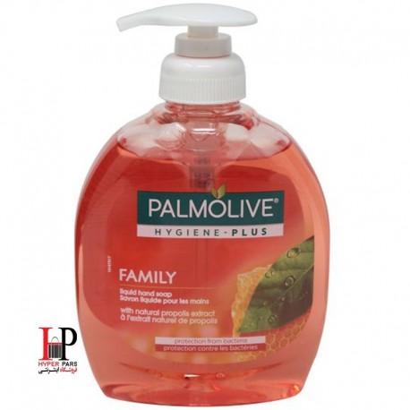 مایع دستشویی پالمولیو هایجن پلاس آنتی باکتریال 300 میلی لیتر PALMOLIVE