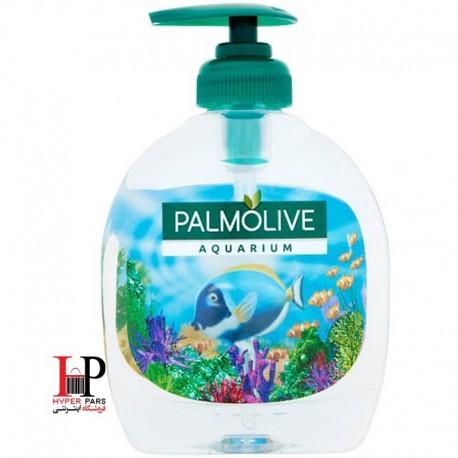 مایع دستشویی آکواریوم پالمولیو 300 میلی لیتر PALMOLIVE
