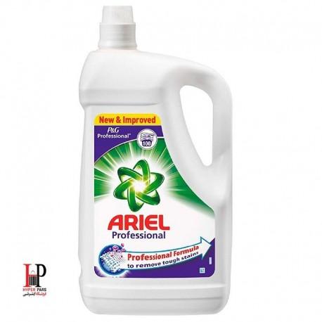 مایع لباسشویی 4.55 لیتری پنج کاره Professional آریل (Ariel)