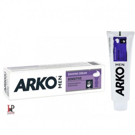 خمیر اصلاح آرکو سنستیو Sensitive حجم ۹۴ میل (ARKO)