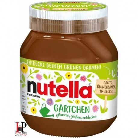 شکلات صبحانه با بذر کاشتنی 750 گرمی نوتلا (Nutella)