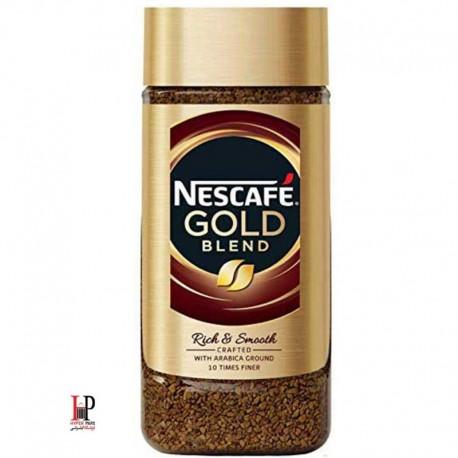 قهوه فوری نسکافه گلد مقدار 200 گرم (Nescafe)