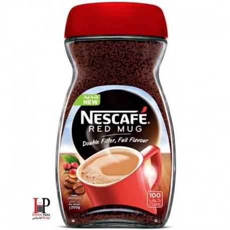 قهوه فوری نسکافه کلاسیک رد ماگ 200 گرمی (nescafe)