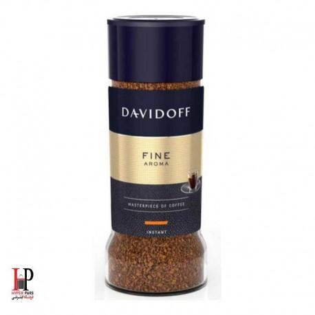 قهوه فوری معطر 100 گرمی دیویدف (Davidoff)