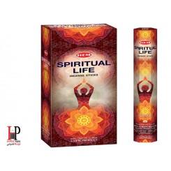 عود زندگی روحانی HEM spiritual life