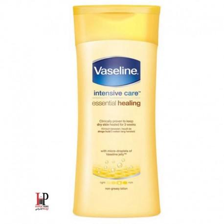 لوسیون بدن وازلین مدل عصاره جو حجم 400 میلی لیتر (Vaseline)