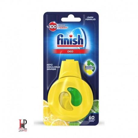بوگیر ماشین ظرفشویی با رایحه لیمو فینیش (Finish)