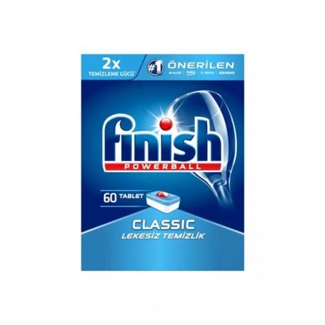قرص ماشین ظرفشویی فینیش مدل کلاسیک بسته 60 عددی